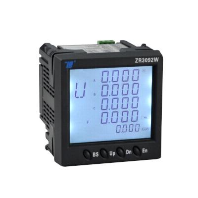 ZR3092W3多功能电力仪表