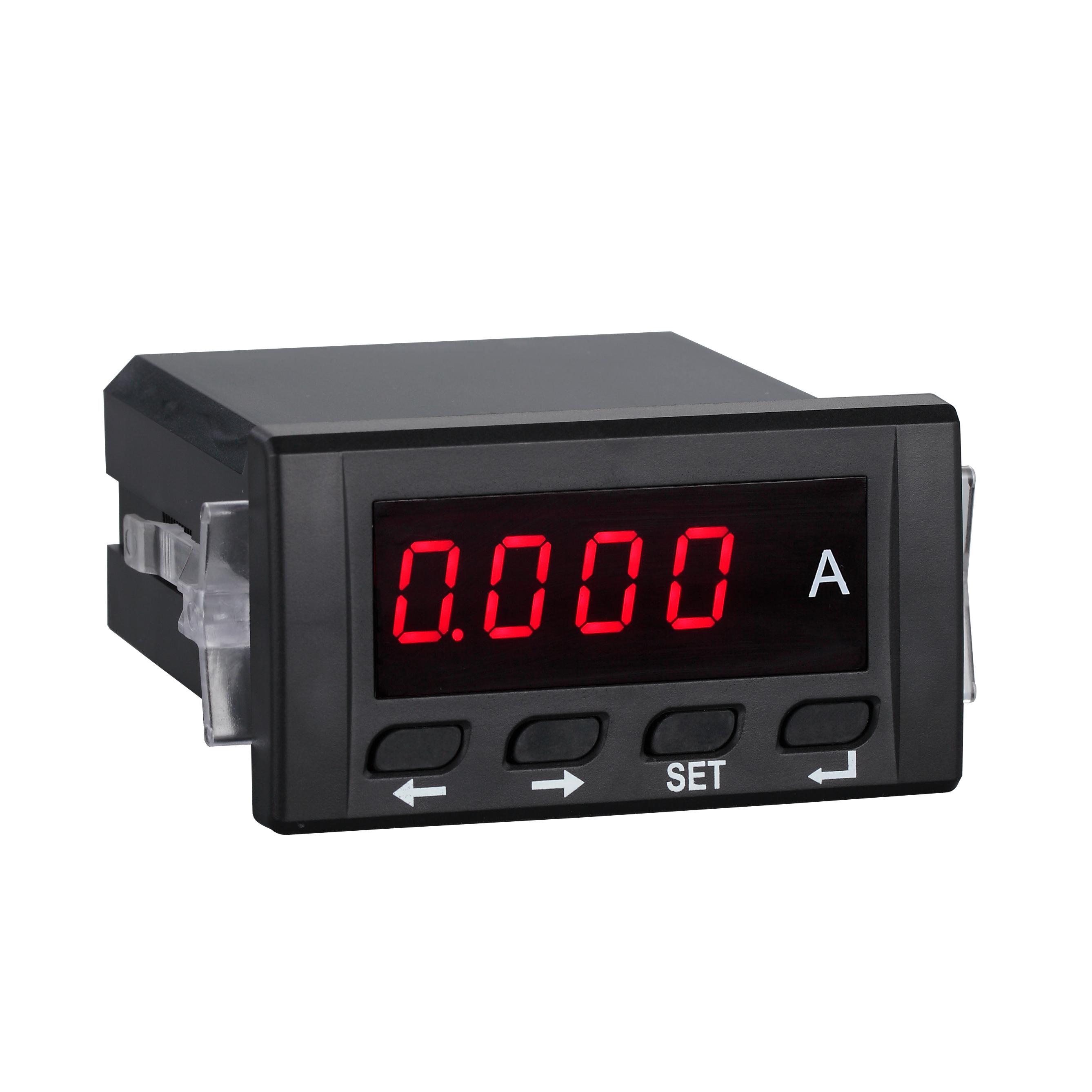 单相电流、电压表